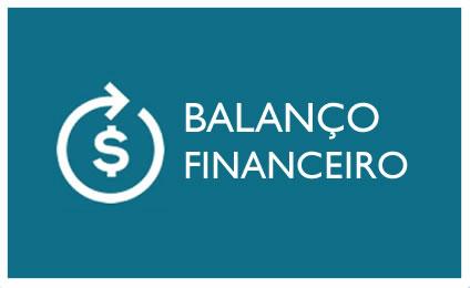 Balanço Financeiro
