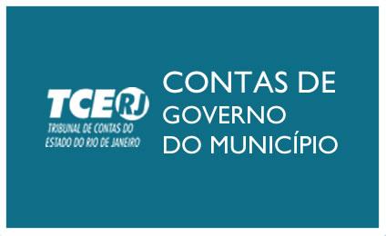 Contas de Governo do Município
