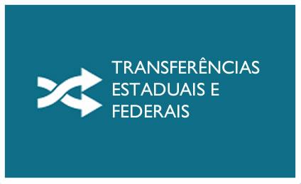 Transferências Estaduais e Federais